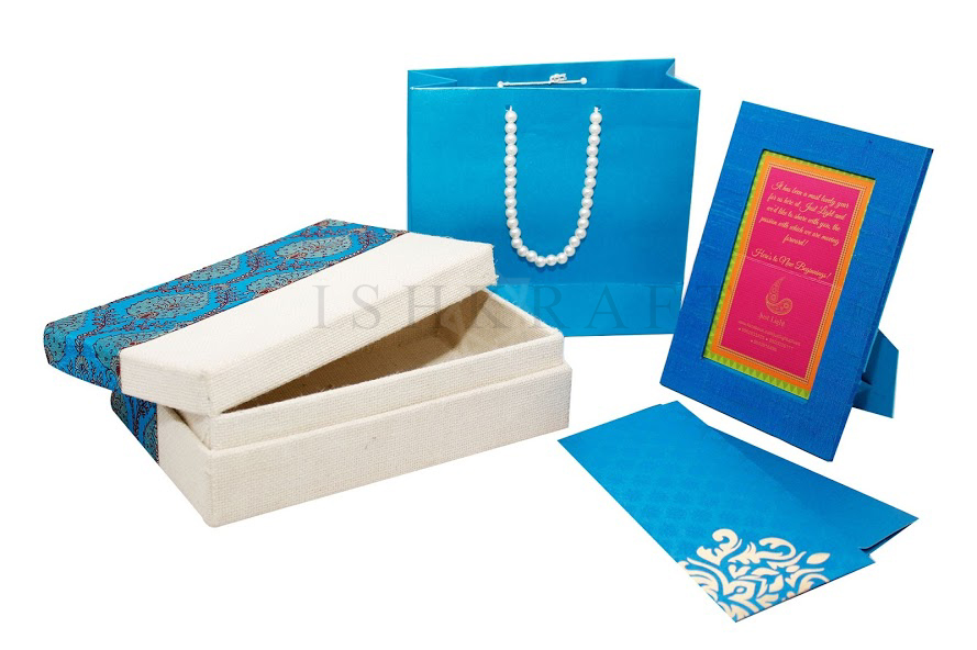 Jute and Paper Gift Kit