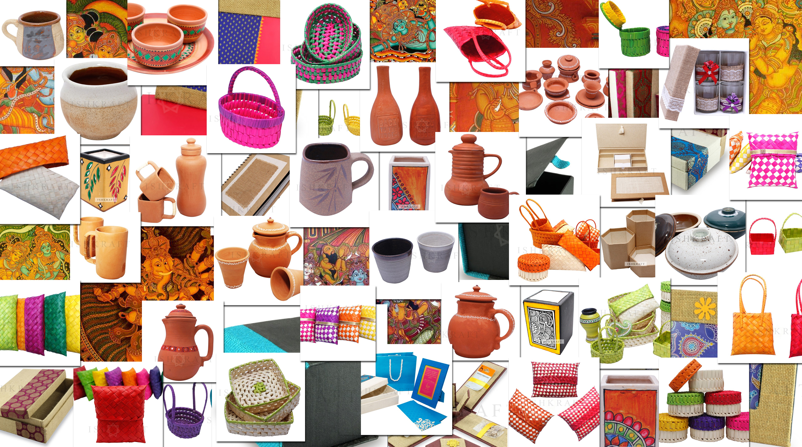 Celebrating Unparalleled Diversity - Your search for authentic handicrafts ends here...