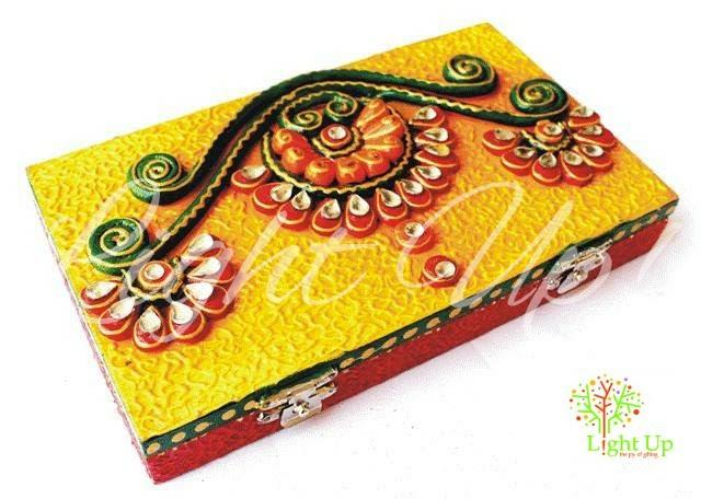 Paper Mache Box