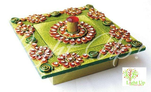 Paper Mache Decoration